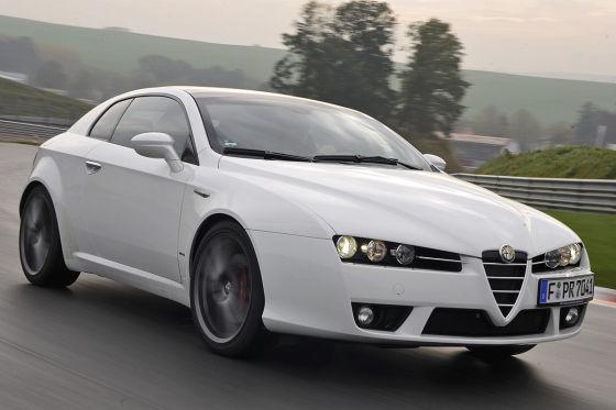 Alfa Romeo Brera 1.8 TBi