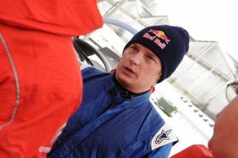 Kimi Räikkönens Wechsel in die WRC sorgt weltweit für Schlagzeilen