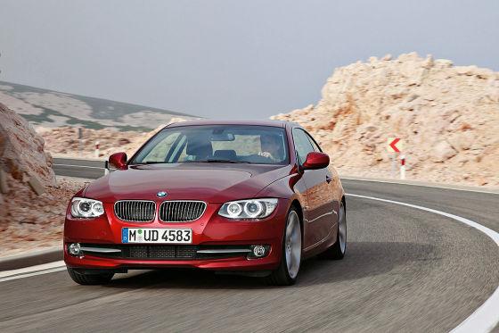 3er BMW Coupé