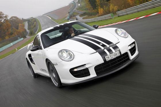 Sportec Porsche GT2 SP 750