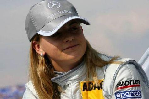 Susie Stoddart will 2010 endlich Punkte in der DTM sammeln