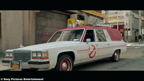 "Ghostbusters-Cadillac ""ECTO-1"""