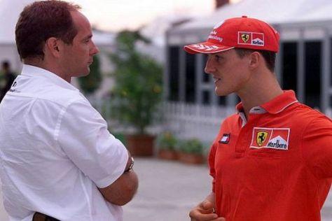 Gerhard Berger ist schon gespannt auf das Comeback von Michael Schumacher