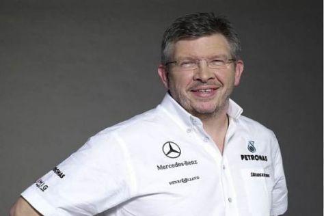 Teamchef Ross Brawn will Michael Schumacher keine Vorteile einräumen