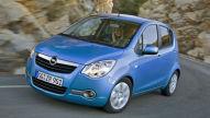 Opel Agila LPG ecoFLEX