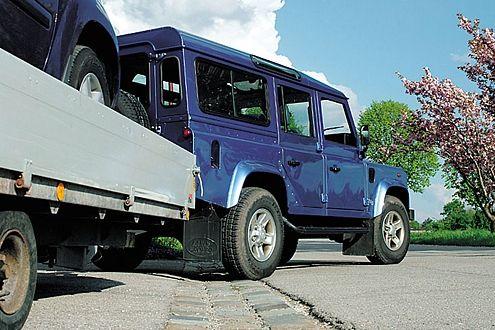 Land Rover Defender 110 TD4 Station