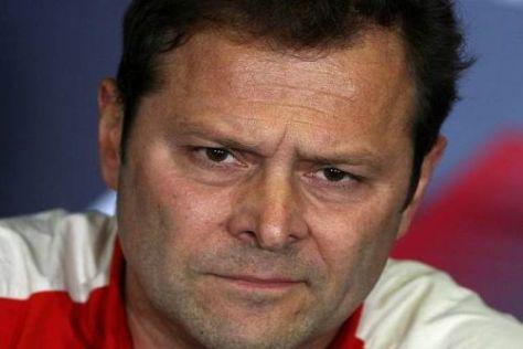 Aldo Costa ist von den Qualitäten des neuen Ferrari F10 überzeugt