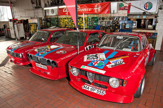 Alfa Romeo GTA Alfa Romeo Alfasud Sprint Alfa Romeo Alfasud Cup