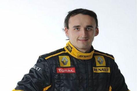 Robert Kubica hatte für diese Saison auch ein Angebot von Toyota vorliegen