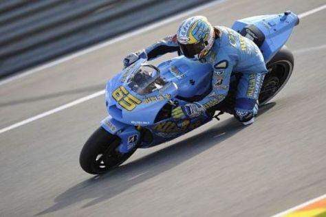 Rizla ist auch in den kommenden beiden Saisons prominent bei Suzuki zu sehen