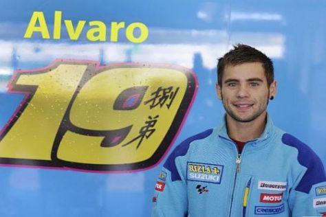 Alvaro Bautista startet gleich mit einer Werksmaschine in der MotoGP