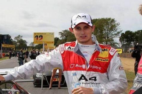Oliver Jarvis will in der Saison 2010 im Neuwagen vorn mitfahren