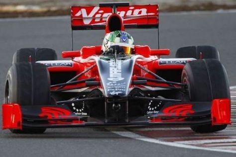 Shakedown erfolgreich absolviert: Der VR-01 ist startklar für den Jerez-Test
