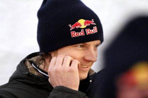 Es kann losgehen: Kimi Räikkönen fiebert dem Saisonstart entgegen