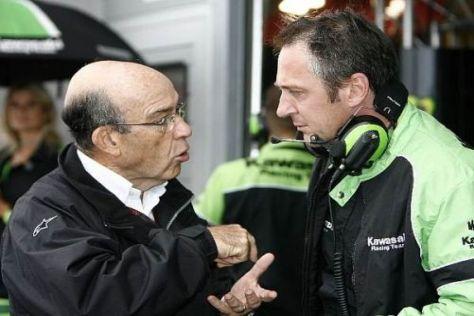 Kein Kawasaki 2.0: Carmelo Ezpeleta will die Hersteller an sich binden