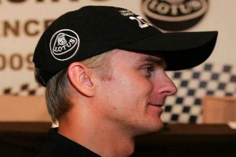 Heikki Kovalainen will sein angekratztes Image bei Lotus aufpolieren