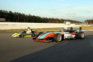 Superkart vs. Formel 3
