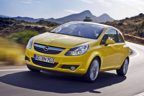 Opel Corsa 2010 Modellpflege Autobild De