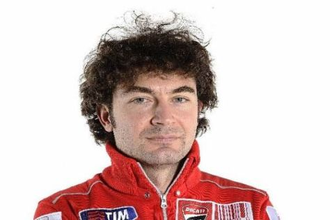 Alessandro Cicognani ist künftig Projektleiter im MotoGP-Team von Ducati