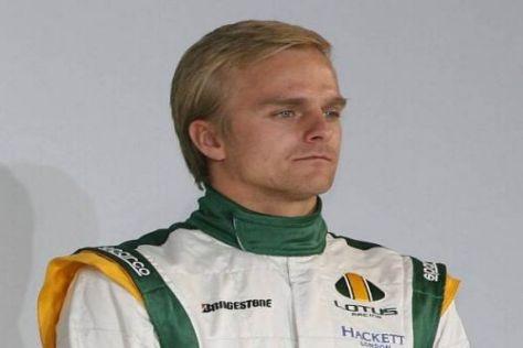 Heikki Kovalainen möchte seinen Ruf als Racer wieder aufpolieren