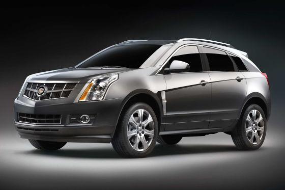 Cadillac SRX Crossover (2010)