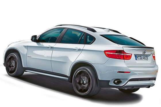 BMW X6 Percormance