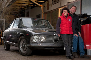 Alfa Romeo und Julia