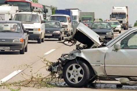Bilanz der Verkehrsunfälle 2009
