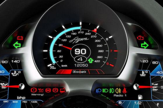 Koenigsegg Agera 2011