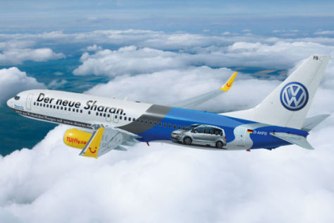 VW Sharan Air