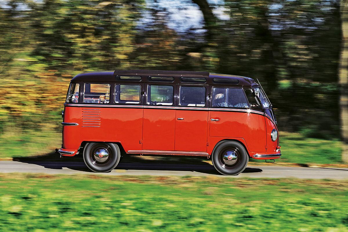 Rentenalter erreicht: VW T1 Bulli wird 65