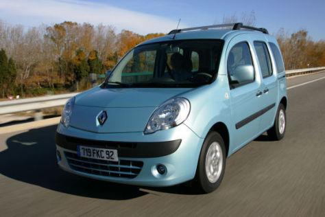 Renault Kangoo LPG