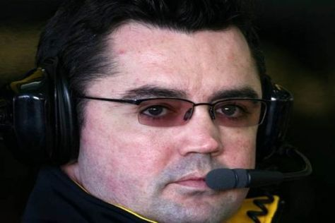Briatore-Nachfolger: Eric Boullier ist der neue Teamchef bei Renault