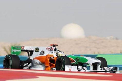 Große Ziele: Force India will ab Australien regelmäßig Punkte sammeln