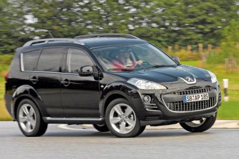 Peugeot 4007 2.2 HDI