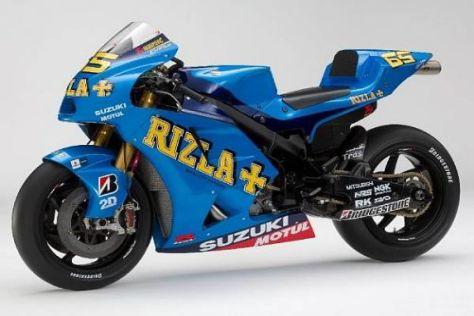 Mit diesem Bike bestreiten Alvaro Bautista und Loris Capirossi die MotoGP-Saison '10