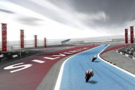 Silverstone freut sich auf die MotoGP: Im Juni 2010 reist der MotoGP-Zirkus an