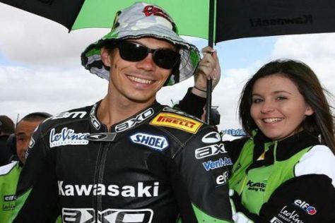 Chris Vermeulen will mit Kawasaki in der Superbike-WM durchstarten