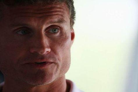 David Coulthard hat auch gemerkt, dass man in der DTM ganz anders bremst