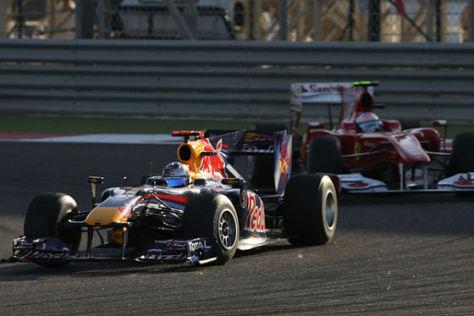 Sebastian Vettel beim F1-Saisonauftakt in Bahrain