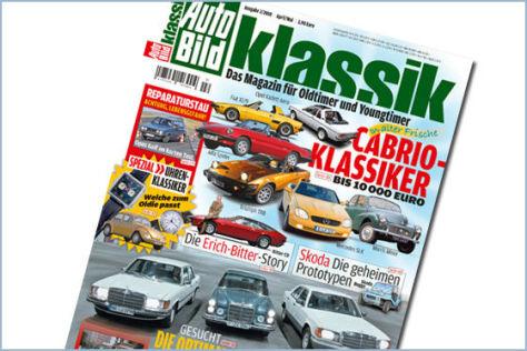 Titel AUTO BILD Klassik 02-2010