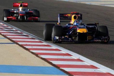 Heranfahren ja, vorbeigehen nein: In der Formel 1 wurde zuletzt nur wenig überholt
