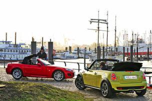 Cabrios: Tops und Flops