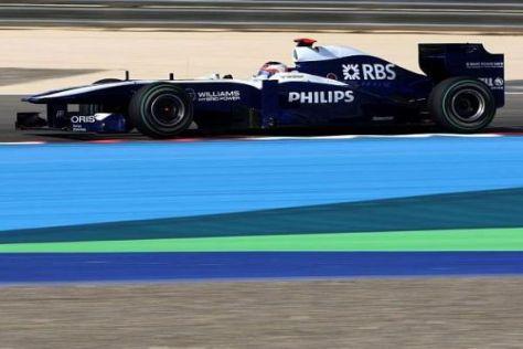 Rubens Barrichello war in Bahrain bester Pilot mit einem Cosworth-Rennmotor