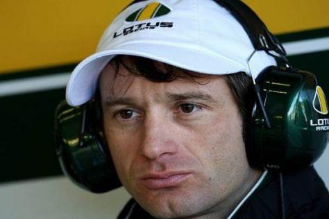 Neuer Job mit 35: Jarno Trulli leistet beim Lotus-Team wichtige Aufbauarbeit