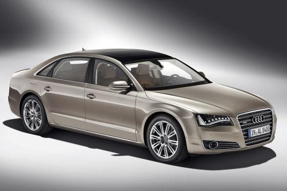 Audi A8 W12 lang