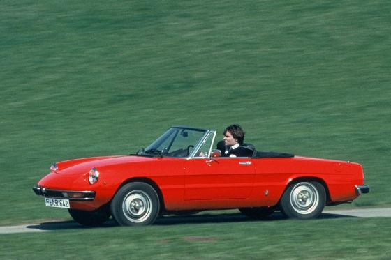 Alfa Romeo Spider (1969-1982)