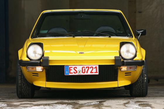 Fiat 850 Spider >> Fiat X1/9 - autobild.de