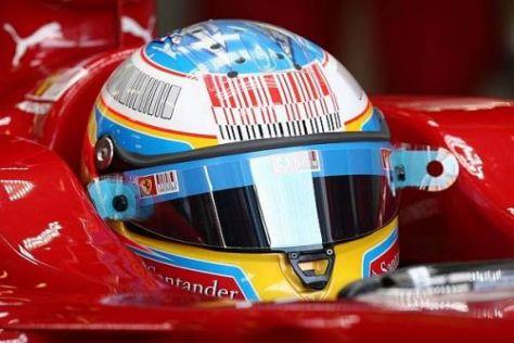 Fernando Alonso geht als Führender der Gesamtwertung in das zweite Rennen