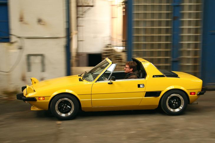 Fiat X1/9 1.3 (1972)